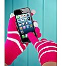 His and Hers Touch Screen Gloves Set