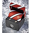 Football Team Tie and Cufflinks Set