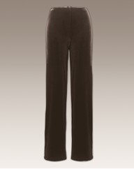 Velour Trousers Length 25in