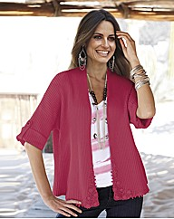 Together Applique Cardigan
