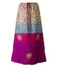Fusions By East Tie Dye Skirt