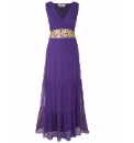 Petite Joanna Hope Jewel Gypsy Dress