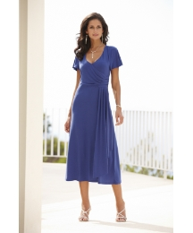 Joanna Hope Waterfall Jersey Dress