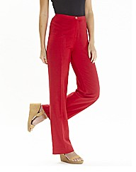 Joanna Hope Linen Blend Trousers 31in