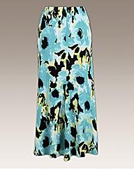 Joanna Hope Print Jersey Skirt
