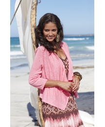 Joanna Hope Waterfall Jersey Shrug