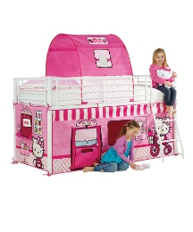 Hello Kitty Mid Sleeper Tent Pack