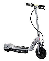 Razor E100 Electric Scooter Silver