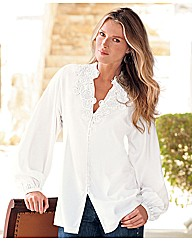 Changes By Together Embroidered Blouse