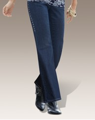 Changes By Together Stud Detail Jeans
