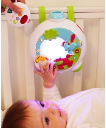 ELC Blossom Farm Lullaby Projector Light