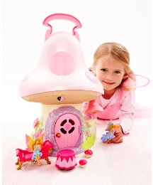 ELC Wonderland Pop Up Toadstool