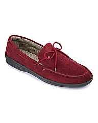 Cushion Walk Moccasin Slippers Wide Fit