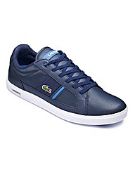 Lacoste Europa Nal Lace Up Trainers
