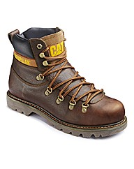 Highgate Hiker Style Lace Up Boots