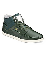 Lacoste Lace Up Mid Boots