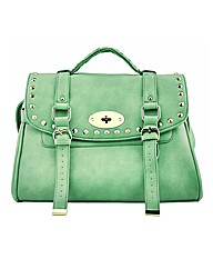 Petal Dolls Studded Satchel