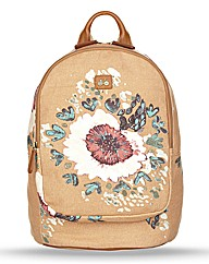 Nica Cara Canvas Backpack