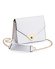 Optic White Shoulder Bag