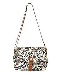 Nica Billy Print Satchel
