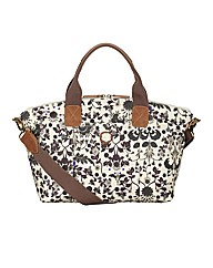 Nica Dahlia Print Grab Bag