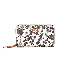 Nica Simona Print Medium Zip Purse