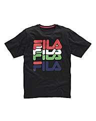 Fila Italia Graphic T-Shirt