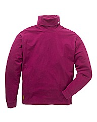 Slazenger Roll Neck Top