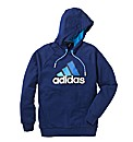 Adidas Mens Hooded Top