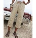 Stud Combat Trousers Length 27in