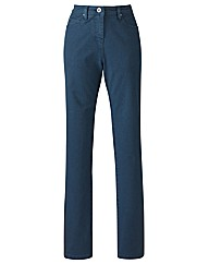 Coloured Skinny Jeans 30in