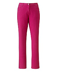 Tall Coloured Slim Leg Jeans