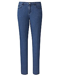 Chloe Ankle Grazer Skinny Jeans 26in