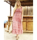 Tiered Maxi Dress