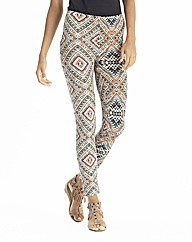 Aztec PrintLeggings