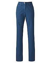 Petite Coloured Skinny Jeans Length 28in