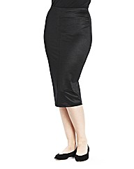 Disco Pencil Skirt