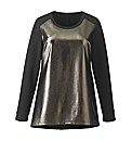 Metallic Top