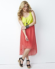 High Low Hem Skirt