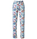 Print Jeans Length 30in