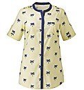 Short Sleeve Palm Tree Shirt