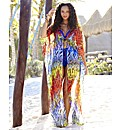 Print Maxi Kaftan