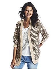 Honeycomb Cardigan