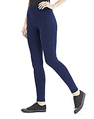 Petite Stretch Viscose Jersey Leggings