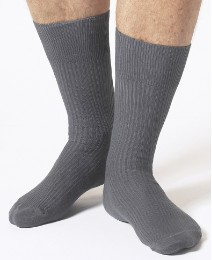 Premier Man No-Elastic Pack of 6 Socks