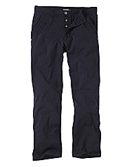 Jacamo Navy Modern Chinos 33 Inches