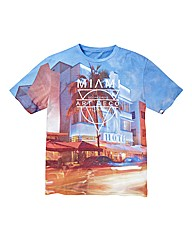 Label J Miami T-Shirt Regular