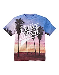 Label J Venice Beach T-Shirt Long
