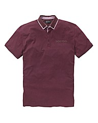 Black Label By Jacamo North Polo Reg
