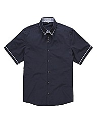 Black Label Short Sleeve Prado Shirt L